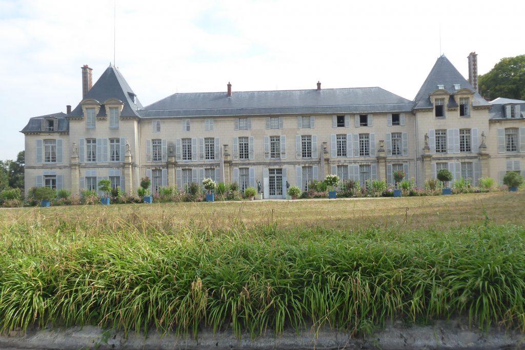 Schloss Malmaison bei Paris, Frankreich, Foto: Christiane Ruoss-Blaack