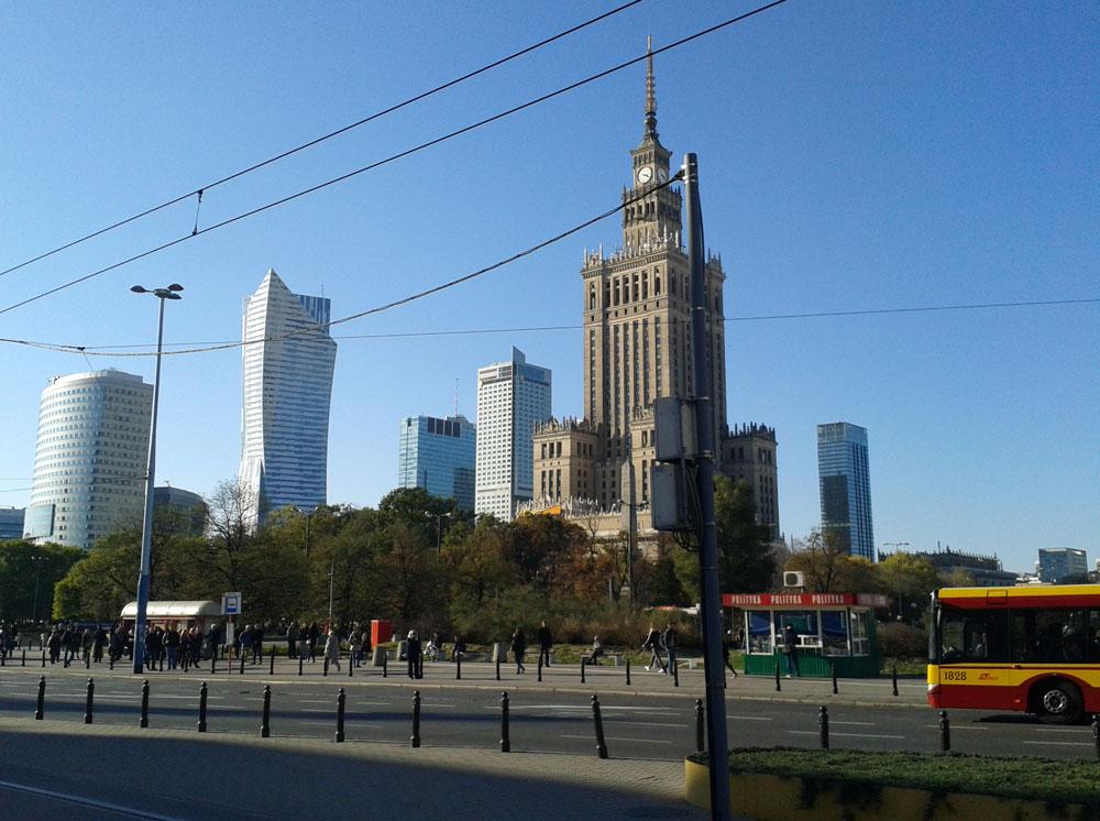 Warschau, Foto: Museum Burg Posterstein